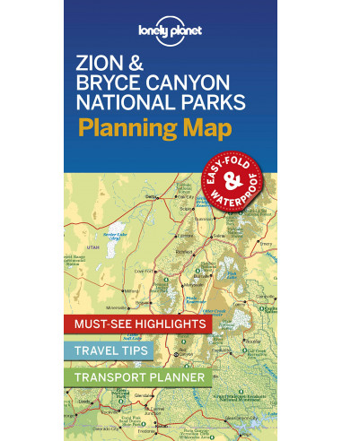 Lonely Planet Zion & Bryce Canyon...