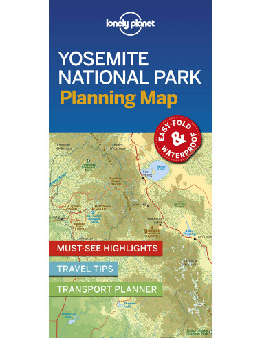 Lonely Planet Yosemite National Park...