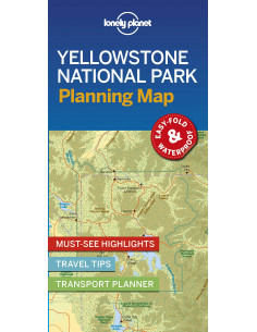 Lonely Planet Yellowstone...