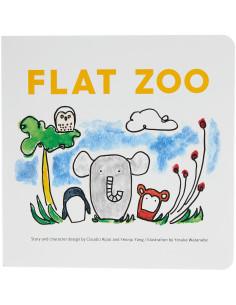 FLAT ZOO (BOARD BOOK)