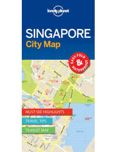 Lonely Planet Singapore...