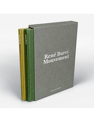 Rene Burri: Mouvement / Movement