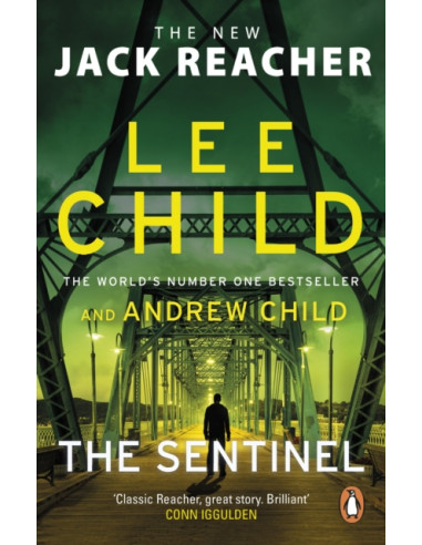 The Sentinel : Jack Reacher 25