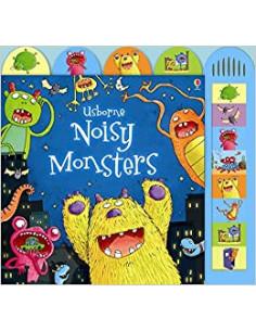 NOISY MONSTERS HB